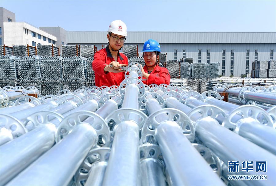 (社會)(1)河北樂亭:承接京津産業轉移 助推經濟高質量發展