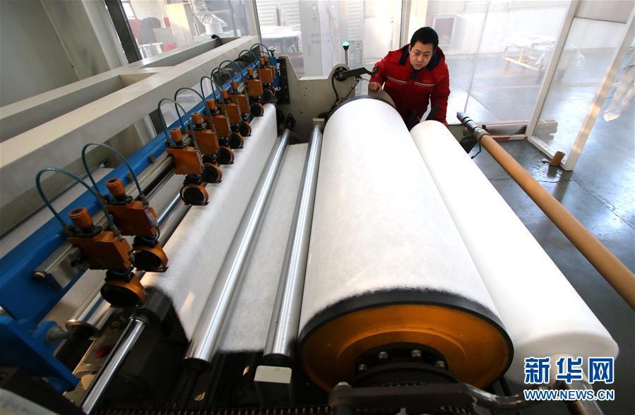 (經濟)(1)河北永年:新舊動能轉換助推高質量發展