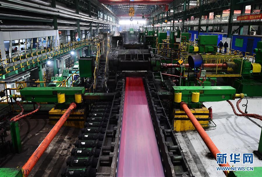 (經濟)(1)河北唐山:有序復工復産