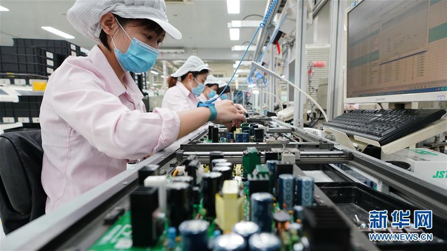 #(經濟)(1)河北唐山:打造高端裝備制造産業集群