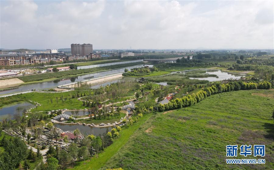 (環境)(1)河北撫寧:風光旖旎洋河畔