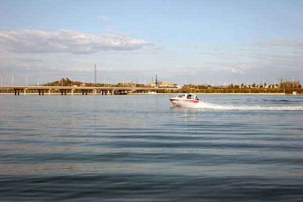 國家級水利重點風景區--黃臺湖