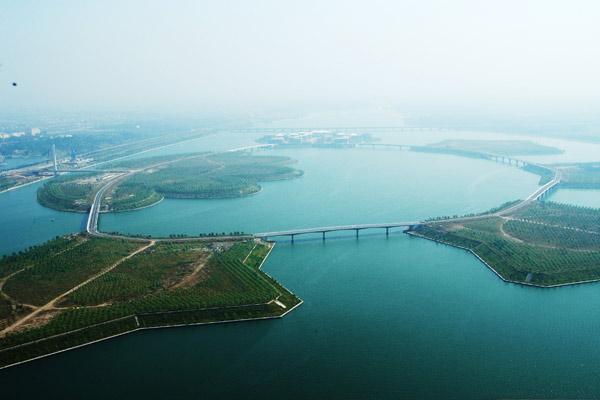 黃太湖五星島