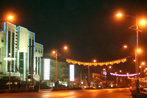 北環路夜景