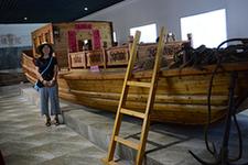 走進阜城碼頭鎮運河博物館 感受風土人情