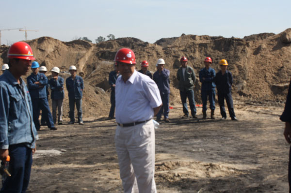 青龍滿族自治縣安勝礦業有限責任公司