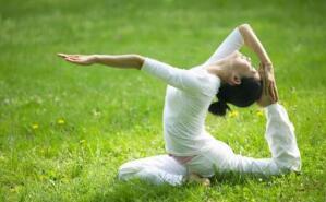 周日到石家庄市图书馆免费学瑜伽吧