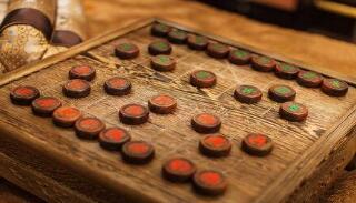 河北省運會象棋資格賽開戰