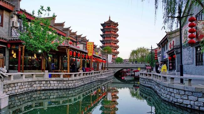 探访滦州古城