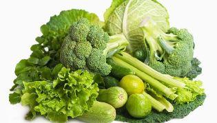 菌藻类、绿叶蔬菜……四类菜改善血压