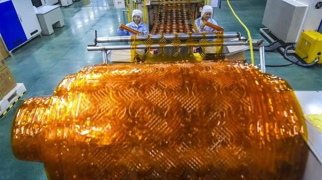 河北文安:打造环保节能新材料产业基地