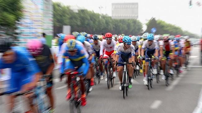 2018年中国公路自行车联赛唐山站赛况
