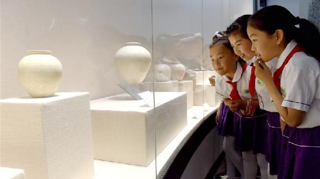 走进博物馆