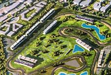 钢铁企业变身旅游园区秦皇岛首钢赛车谷项目启动