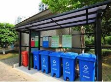 石家庄在全市推广生活垃圾前端密闭运输
