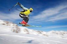 高山滑雪项目跨界跨项选材华北区测试启动