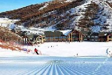 北京冬奥会张家口赛区4个竞赛场馆全部开工