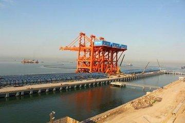 黄骅港矿石码头通过对外开放省级验收
