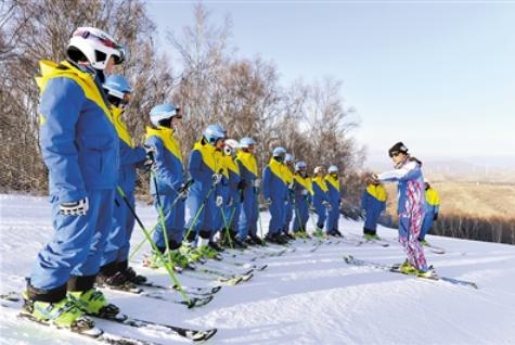 河北冰雪竞技实力提升:配好育强教练队伍