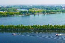白洋淀上游骨干河道两侧将实施造林20万亩