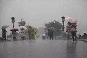 """河北发通知:做好""""摩羯""""造成的强降雨应对工作"""