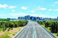 """京津冀之间两条高速""""断头路""""今日正式开通"""