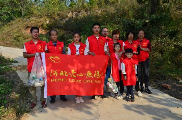 志願者倡導文明旅遊