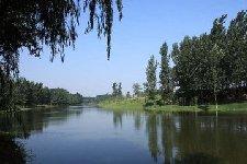 清理河道垃圾64.74萬立方米