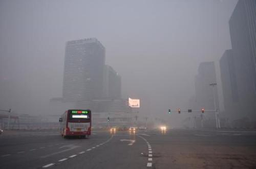 霧和霾有什麼區別?