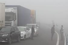 河北:因雾 北京以南大部分高速站口关闭