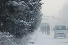 河北发布今冬首个寒潮蓝色预警信号:风来了 霾将散