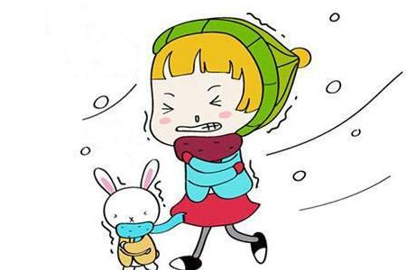 河北省大部地区气温持续下降!注意保暖!