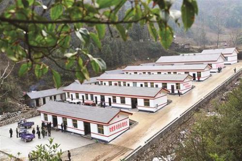 河北省27个县市提前完成年度易地扶贫搬迁任务