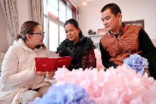 河北廊坊:家门口就业助力脱贫增收