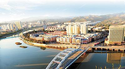 承德著力建設高質量現代化城市