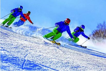 河北省冰雪季系列活动启动