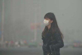 今起三天河北省中南部局地有重度霾