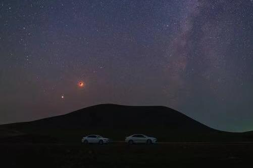 红月亮 蓝月亮……发生在月亮身上的那些事儿