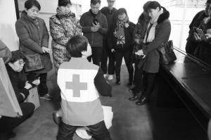 河北省设立首个应急救护普及培训站