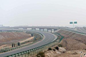 去年邢臺市交通建設完成投資92.7億元