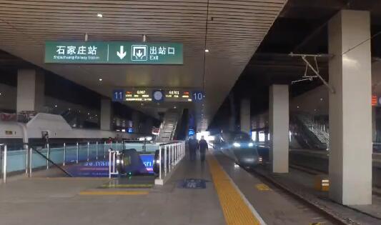 【新春走基層】高鐵乘客,您的外賣到了!
