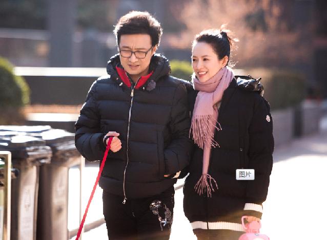 章子怡谈录《妻子的浪漫旅行2》能给人一种幸福感
