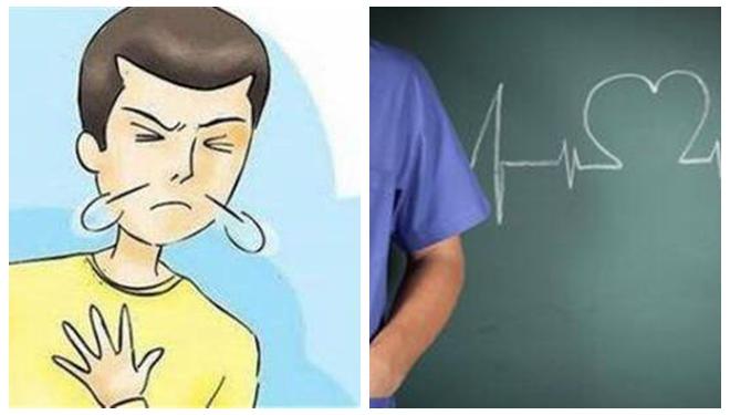 哪些胸悶可能是心臟病?