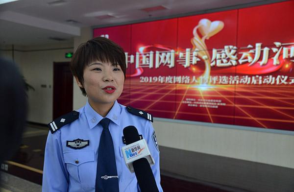 張冀偉:每一次宣講都會擴大禁毒宣傳隊伍