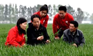 中國農大扎根曲周書寫奉獻之歌