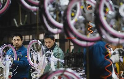 平鄉:4000多家小童車企業撐起百億大産業
