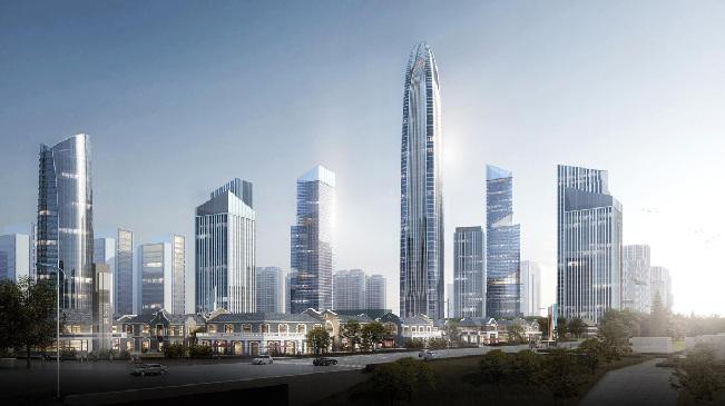 石家莊中央商務區:為城市賦能 未來可期