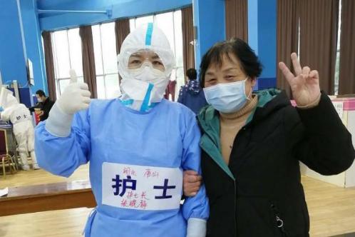"""我在武漢江岸方艙醫院當""""管家"""""""