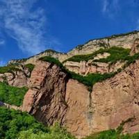 嶂石岩回音壁景區