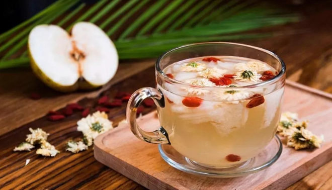 自制養生茶:既健康又美味